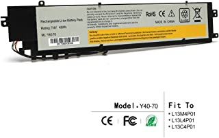 Best lenovo y4080 battery Reviews