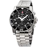 Best Swiss Watches For Men - Maverick Swiss Quartz Watch, 43mm Review