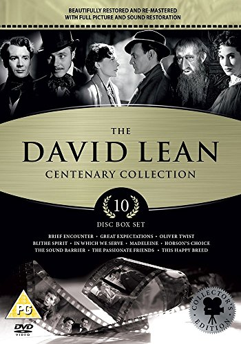 David Lean - Collection [10 DVDs] [UK Import]