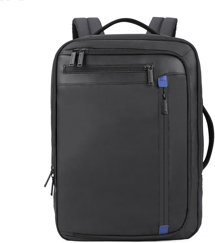 WSNH888 Mnner Rucksack Pendler Business Travel Dual-Use-Computer-Tasche Outdoor-Multifunktions-Reise-Rucksack Wasserdicht