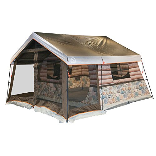 Igloo Lodge Log Tent