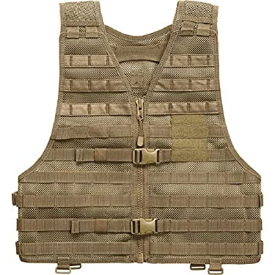 5.11 LBE Tactical Vest with MOLLE for Paintball Airsoft Hiking Hunting