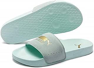 PUMA Unisex Adult's Leadcat Suede Fashion Sandals