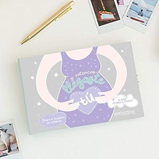 Mimuselina Álbum Recuerdos del Embarazo | Y Entonces Llegas