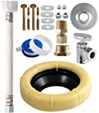 LDR Industries 503 5010 Toilet Installation Kit