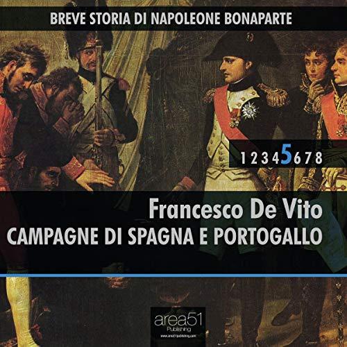 Breve storia di Napoleone Bonaparte Vol. 5 copertina