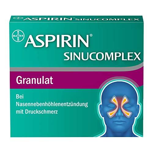 Aspirin SinuComplex Granulat
