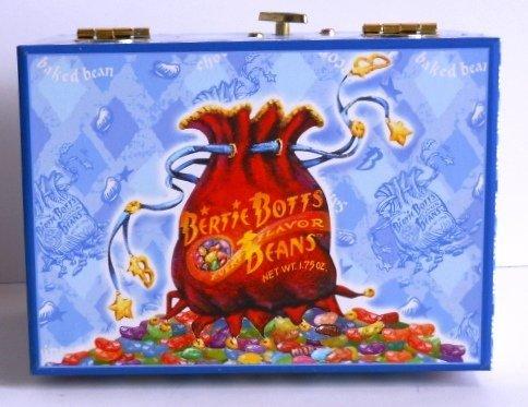 Harry Potter Music Jewelry Box Bertie Bott's Every Flavour Beans
