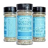 Auntie Nono's Everything Seasoning - Perfect Natural Flavor Food Seasoning for Veggies, Steaks,...