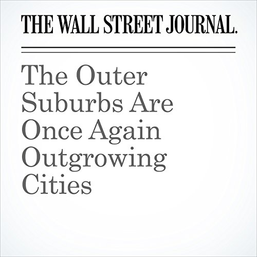 The Outer Suburbs Are Once Again Outgrowing Cities copertina