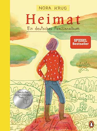 Heimat: Ein deutsches Familienalbum - Nominiert für den Deutschen Jugendliteraturpreis 2020