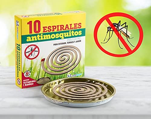 Droquimur Espirales Antimosquitos Caja 10 und.