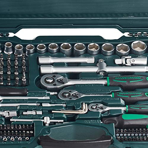 Mannesmann Socket Set (215 Pieces)