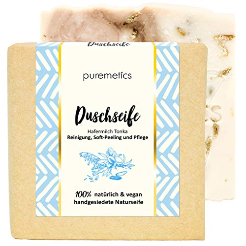 puremetics Zero Waste pflegende Dusch-Seife