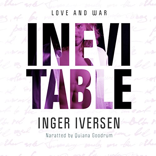 Inevitable: Love and War audiobook cover art