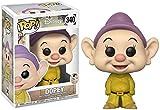 Funko 340 Dopey Figura Pop Vinilo Disney Blancanieves Modelo Aleatorio-Estándar...
