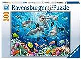 Ravensburger - Delfines, Rompecabezas de 500 Piezas (147106)
