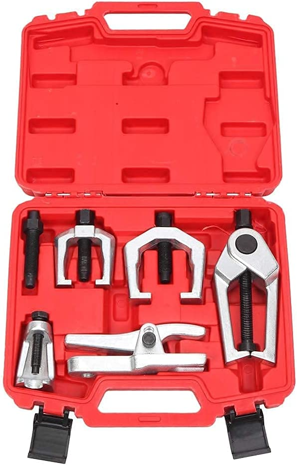Parts-Diyer Ranking TOP1 Ranking TOP1 5pcs Ball Joint Separator End Rod Service Tie Remove