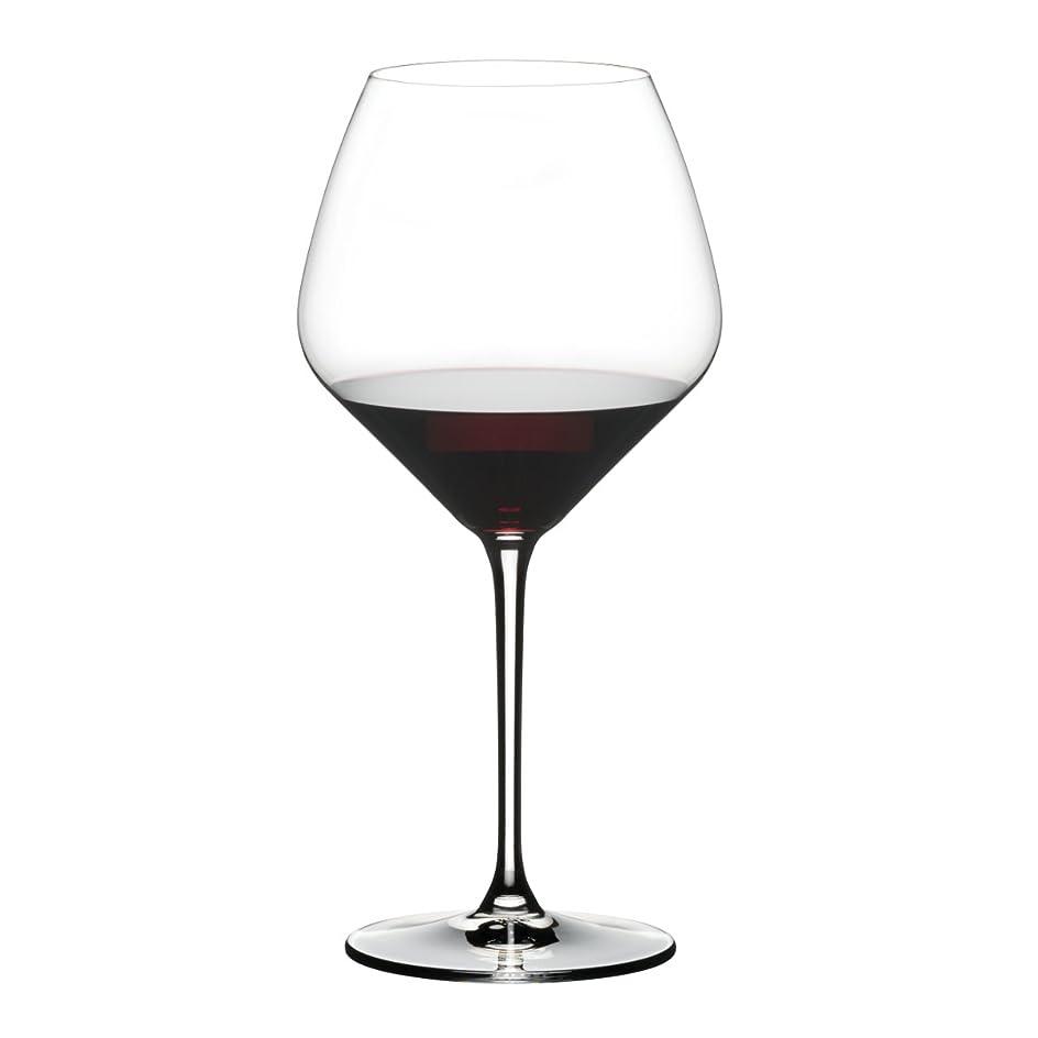 フック恥ずかしい呼び起こす[正規品] RIEDEL リーデル 赤ワイン グラス ペアセット エクストリーム ピノ?ノワール 770ml 4441/07