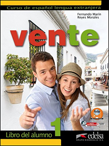 Vente: Libro Del Alumno 1 (A1 + A2) [Lingua spagnola]