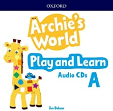 Archie's World Play and Learn A. Class Audio CD