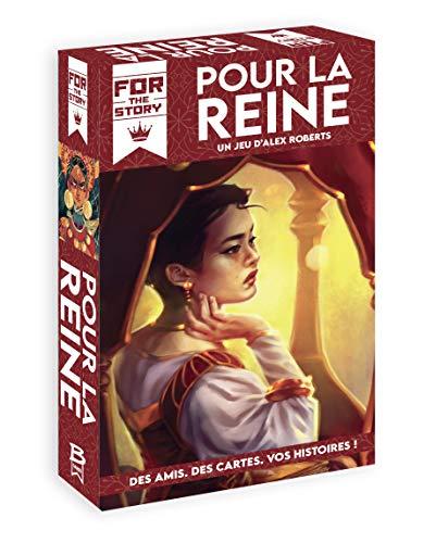 BRAGELONNE GAMES pour LA Reine, Jeux de Cartes à Jouer...