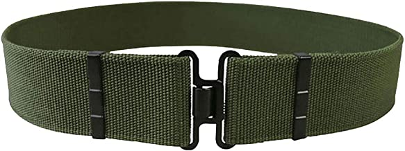 Military Army Combat Cadet MOD Utility Belt British Army - Green - New