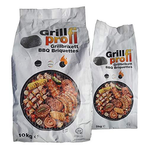 Grillprofi Premium Grillbriketts 10kg...