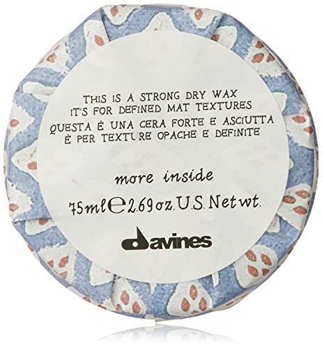 Davines - More Inside - cera per capelli, 75 ml