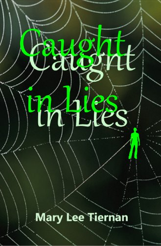 Book: Caught in Lies (Mahoney and Me Mystery Series) by Mary Lee Tiernan