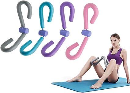 Leg Trainer Yoga-Pilates Ofenrohr Multifunktionaler Beintrainer mit Abbildung 8 Rallye-Seil Oberschenkel Trimmer zum H/üftlift Fitnessband Oberschenkel Heimtrainer SPROUTER Oberschenkeltrainer
