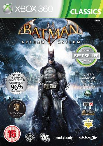 Batman: Arkham Asylum - Classics Edition (Xbox 360) [Import UK]