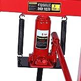 Prensa hidráulica de taller, placas de presión de...
