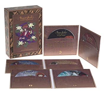 Rurouni Kenshin Wandering Samurai - Premium Box 1