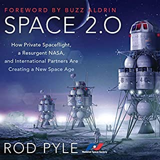 Space 2.0 audiobook cover art