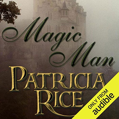 Magic Man audiobook cover art