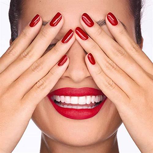 Avon Nagellack Lippenstift Set klassisches rot Perfekt Red
