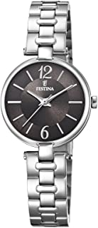 Festina Casual Watch For Women Stainless Steel Band F20311 2, Quartz, Analog