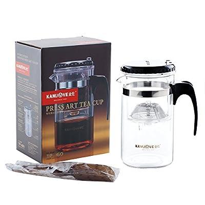 Press Art Tea Cup, Tp-160, 500ml Capacity