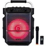 TM 12'' PA System Speaker 60W Peak To 600W Wireless Portable Speaker With