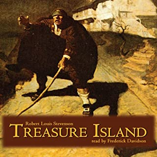 Treasure Island                   By:                                                                                                                                 Robert Louis Stevenson                               Narrated by:                                                                                                                                 Frederick Davidson                      Length: 6 hrs and 50 mins     78 ratings     Overall 4.2