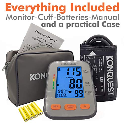 KONQUEST Digital BP Monitoring System KBP-2704A