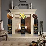 Huile parfumée 10 ml - Vanille, noix de coco, café mélangé