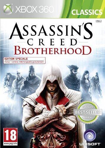 Ubisoft Assassin's Creed: Brotherhood