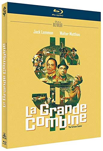 The Fortune Cookie (1966) [ Blu-Ray, Reg.A/B/C Import - France ]
