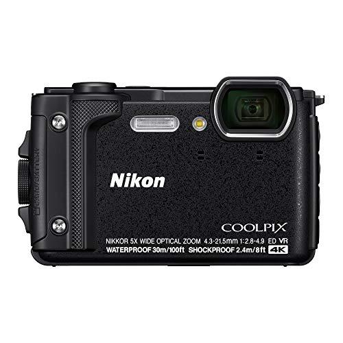 NIKON FOTOCAMERA Coolpix W300 Black