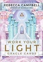 ワーク ユア ライト オラクル カード Work Your Light Oracle Cards 占い オラクルカード 英語のみ