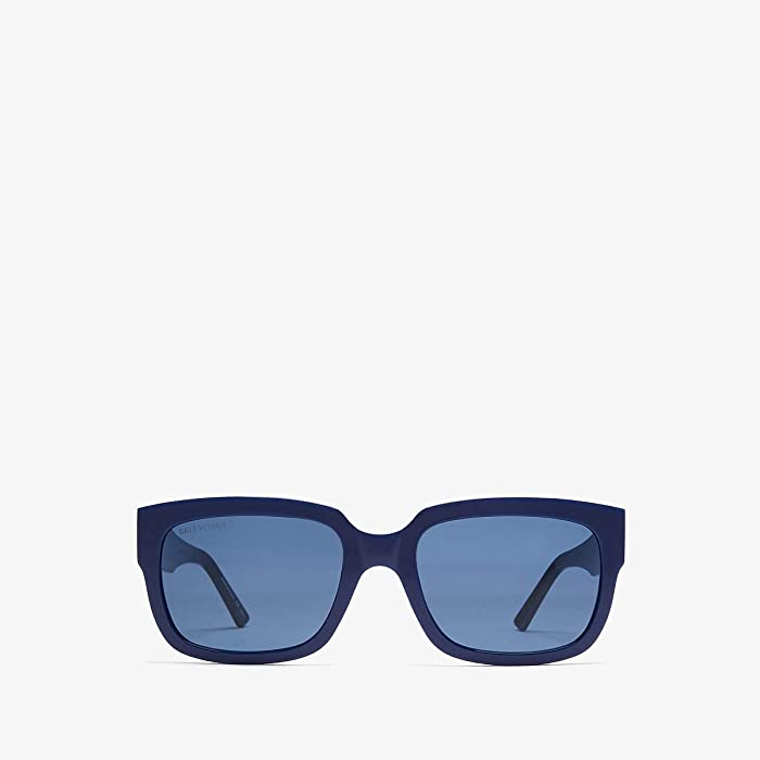 Balenciaga  BB0049S (Blue) Fashion Sunglasses