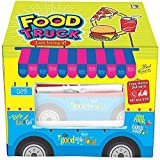 Neyskawa® Jumbo Size Food Truck Tent House for Kids Extremely Light Weight , Water & Fire Proof Tent House for Kids (Food Truck)