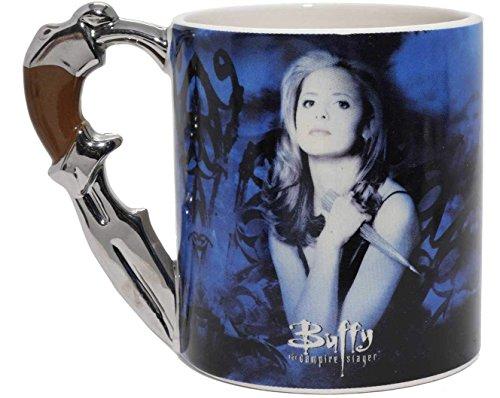 Surreal Entertainment Buffy The Vampire Slayer 3D Dagger Tasse
